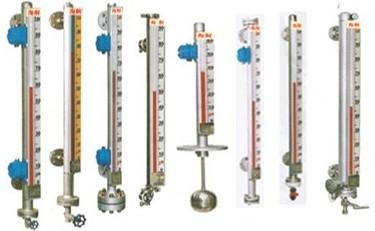 锅炉水位仪磁性翻柱液位计